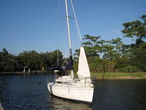 Beneteau First 285, 1989 sailboat