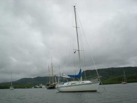 Beneteau Idylle 11.5 meters, 1983 sailboat