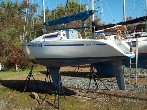 Barberis Show 24, 1984 sailboat
