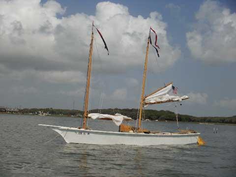 Bolger Light Schooner, 25', 2002 sailboat