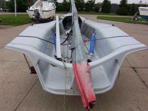 Bongo 15, 2005 sailboat