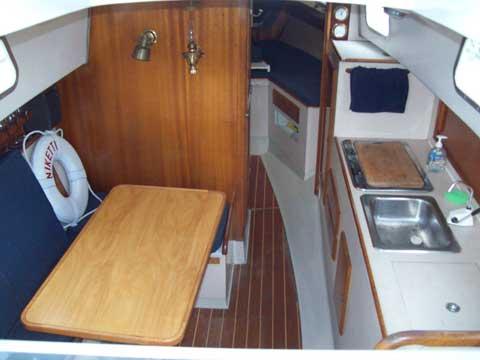 Bristol 29, 1968 sailboat