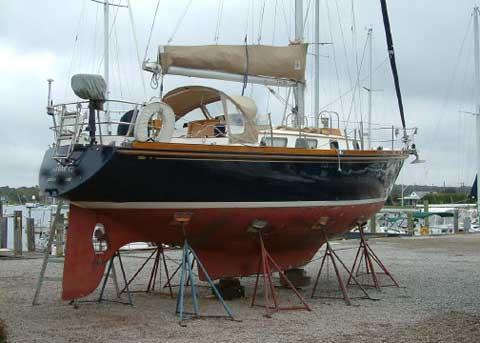 Bristol 35.5, 1985 sailboat