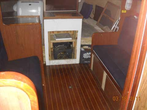 Buccaneer 272, 1979 sailboat