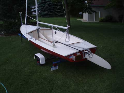Trailer Bill Of Sale Texas >> Chrysler Buccaneer 18, 1977, Jackson, Michigan, sailboat for sale from Sailing Texas