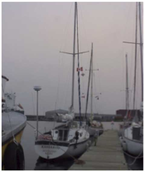 Cal 2-30, 1967 sailboat