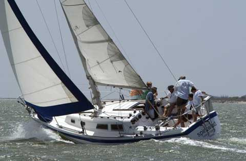 Cal 33, 1972, Rockport, Texas, sailboat for sale from