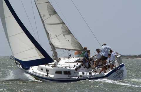 Cal 33, 1972 sailboat