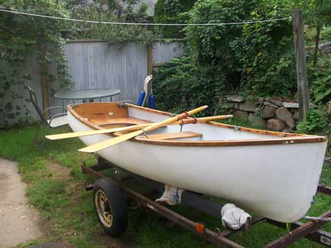 Cape Dory 10, 1969 sailboat