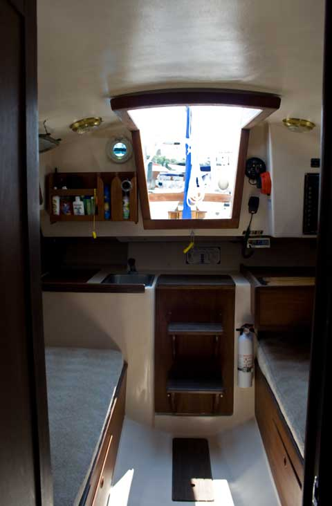 Cape Dory 27 1977 Solomons Maryland Sailboat For Sale