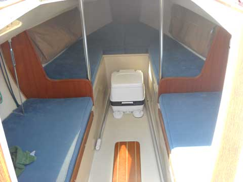 Honda Trail 110 >> Capri 22, 1988, Grapevine, Texas, sailboat for sale from ...