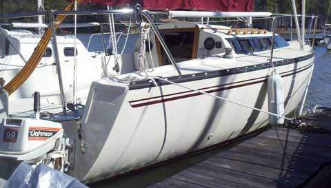 Captiva 24, 1987 sailboat