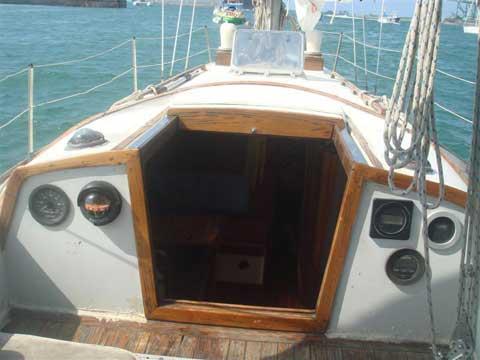 Carter 30, sailboat