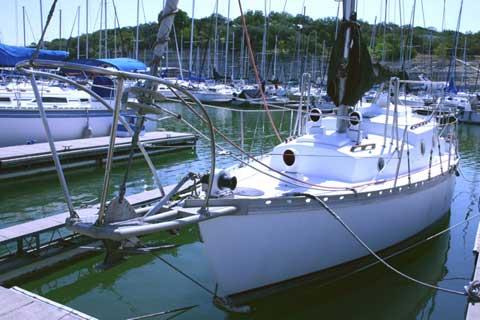 Cascade 29 Sloop, 1978 sailboat