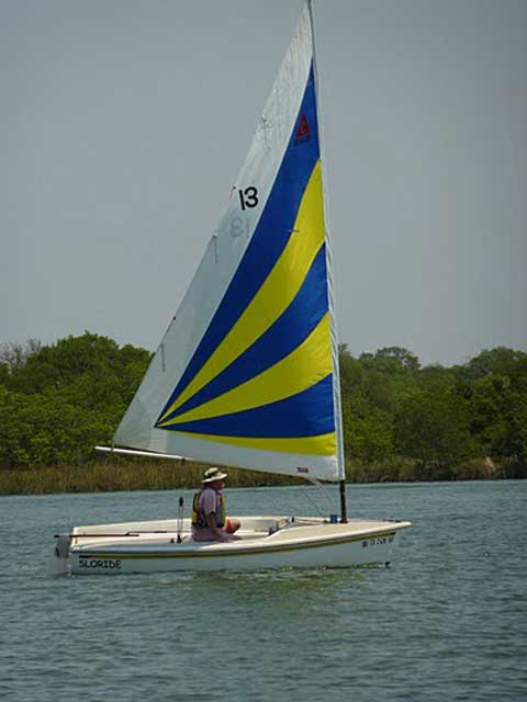 Catalina 14.2 Expo, 2007 sailboat