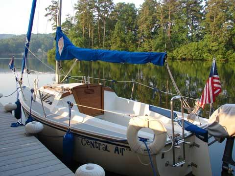 Catalina 18, 1990 sailboat