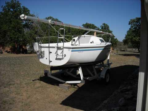Catalina 18, 2002 sailboat