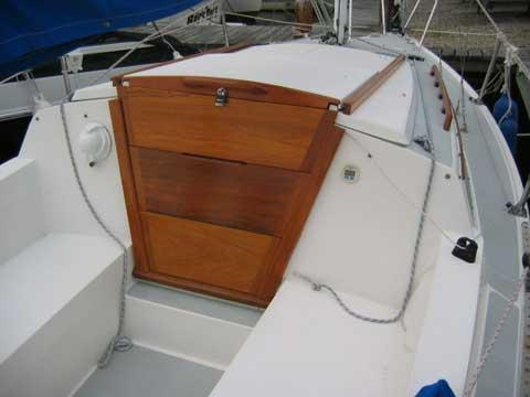 Catalina 22, 1988 sailboat