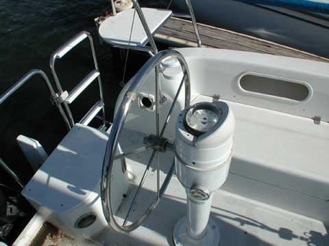 Catalina 250, 1999 sailboat