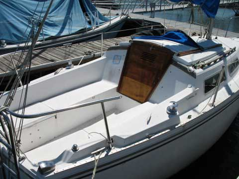 Catalina 25, 1980 sailboat