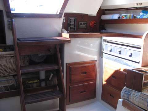 Catalina 250, 1986 sailboat