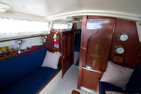Catalina 27 Sloop, 1980 sailboat