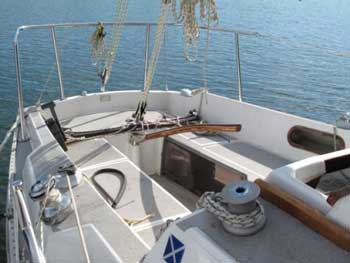 Catalina 27, 1975 sailboat