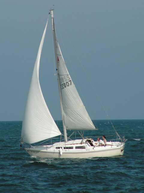 Deep Cycle Marine Battery Charger >> Catalina 27, 1979, Detroit area (Lake St Clair), Michigan, sailboat for sale from Sailing Texas