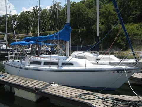 Catalina 27, 1981 sailboat