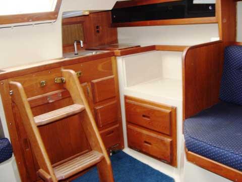 Catalina 27, 1988 sailboat