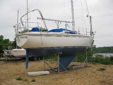 Catalina 30 1983 Lake Perry Kansas Sailboat For Sale