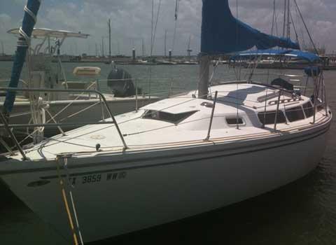 Catalina 30, 1976 sailboat