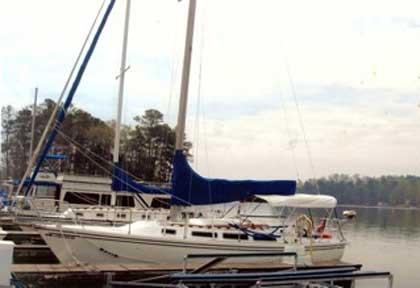 Catalina 30 Tall Rig 1982 Lake Martin Dadeville