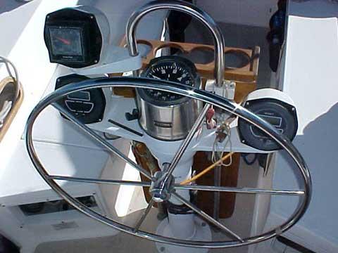 Catalina 36, 1987 sailboat