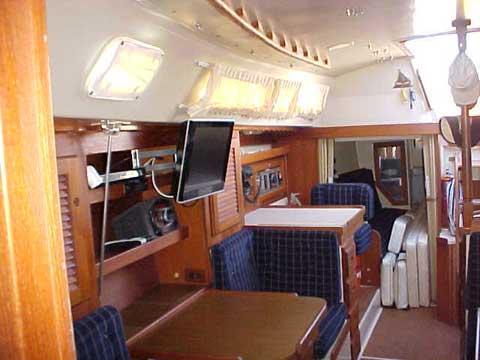 36 Gas Range >> Catalina 36, 1987, Lake Mead, Las Vegas, Nevada, sailboat for sale from Sailing Texas
