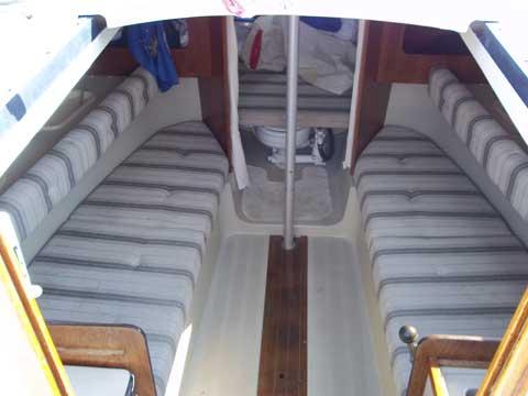 C&C 24 Mark II, 1983 sailboat