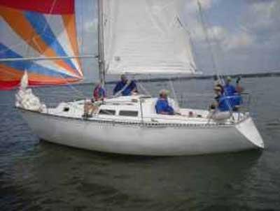 C&C 29, 1978 sailboat