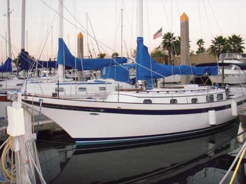 Cheoy Lee, 36', 1969, Kemah, Texas, $30,000, Price reduced 3/9/12 to $
