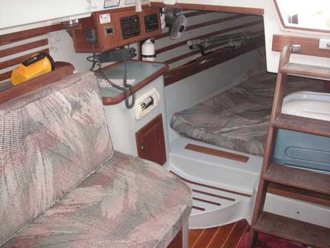 Classic Yacht 26, 1992 sailboat
