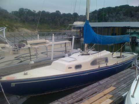 Columbia Sabre, 32', 1969 sailboat