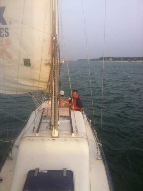 J24 For Sale >> Columbia Sabre, 32', 1969, Belton Lake, Texas, sailboat ...