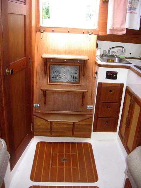 Com Pac 27/MK III, 1989 sailboat