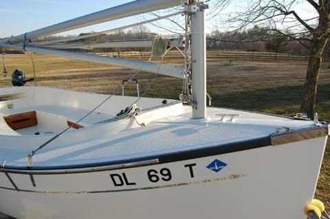 Com Pac Sun Cat 17 Foot Daysailer 2008 Sailboat For Sale
