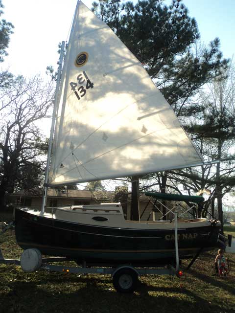 Compac Suncat, 17ft , 2003, Poteau, Oklahoma, sailboat for