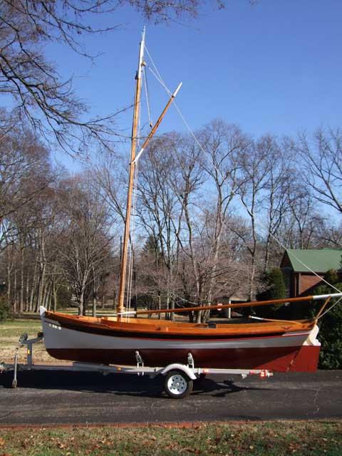 Concordia Sloop, 17'8