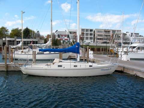 Contessa 26, 1985 sailboat