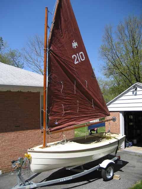 Crabber Cormorant 12, 2001 sailboat