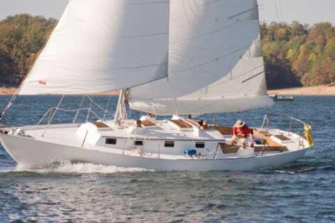 Creekmore 36.6, 1960 sailboat