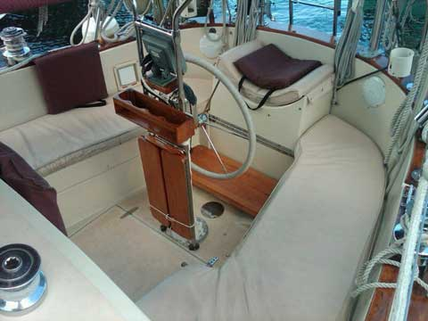 CSY Cutter, 33ft., 1980 sailboat