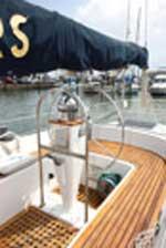 CT 47, 1981 sailboat